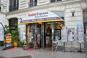 boutique Kodak Photo Synthèse Elysées - portrait photo Paris 8 - shooting photo Paris 8